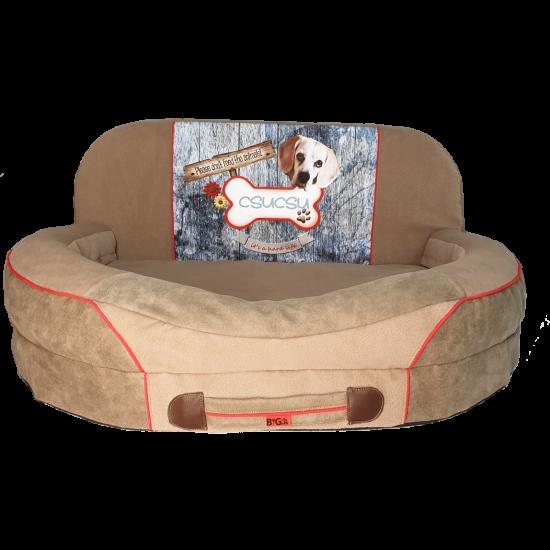 Biglee '' Brutus '' multifunctional dog bed